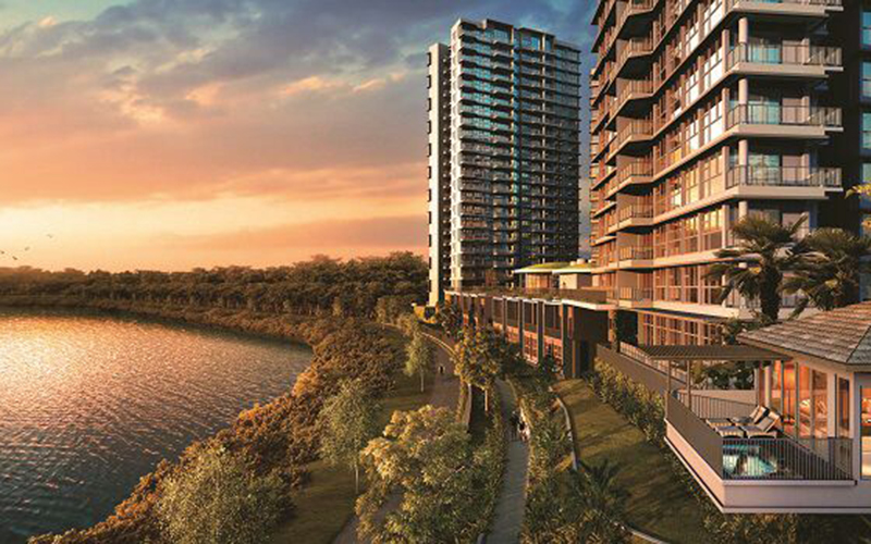 Rivertrees Residences Sunrise View